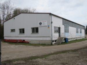 Schlosserei Krückl - Lagerhalle Produktionshalle