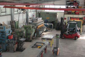 Werkstatt Schlosserei Krückl in Olching bei München
